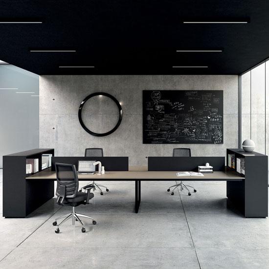 Mobilier de bureau design caray - Catalogue mobilier de bureau ...