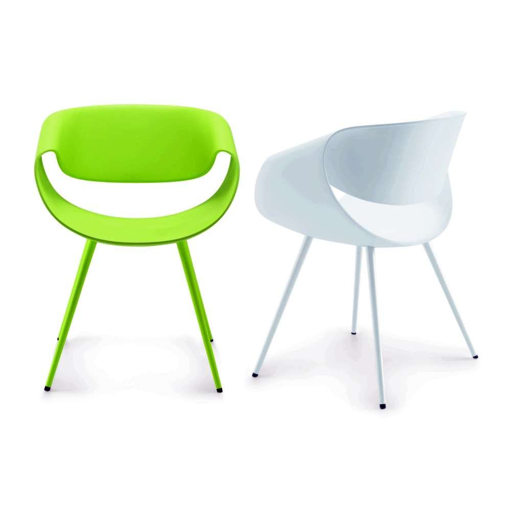 Chaise design couleur Little Perillo > CARAY eShop
