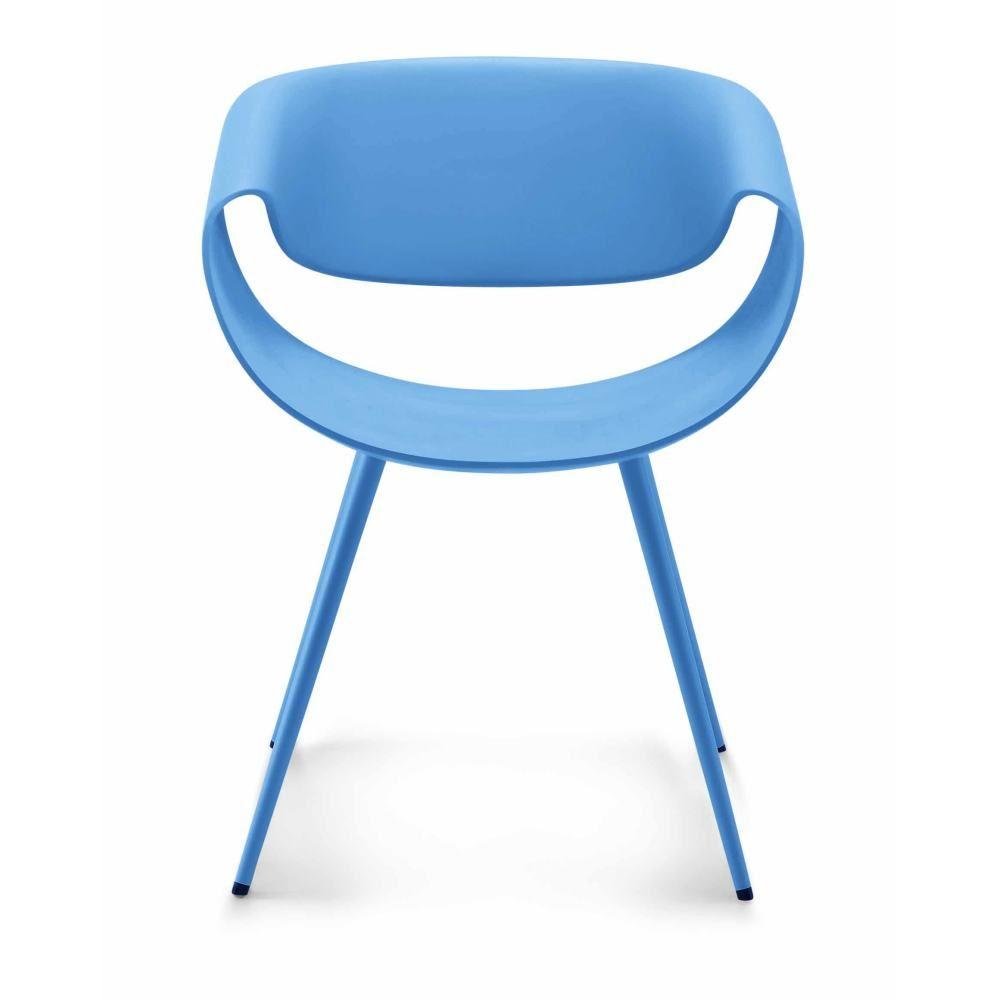 chaise design couleur little perillo caray eshop. Black Bedroom Furniture Sets. Home Design Ideas