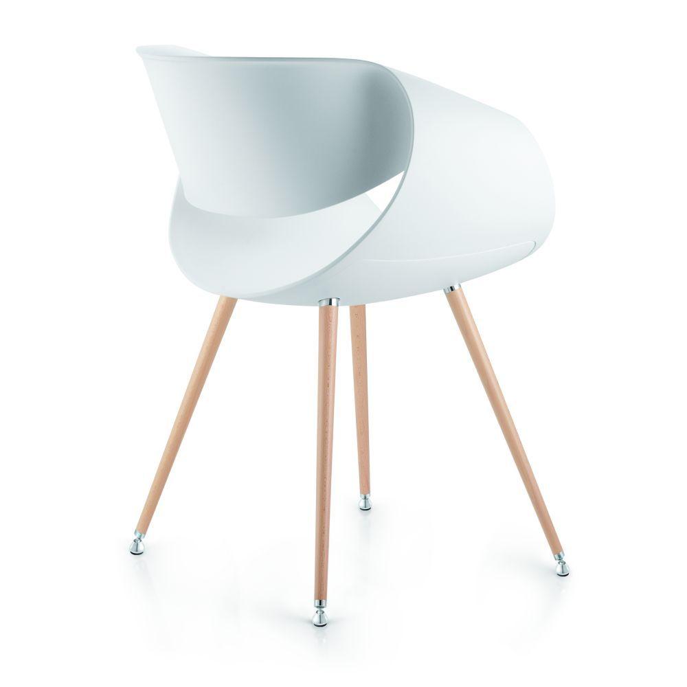 Chaise Design Little Perillo Bois Prev