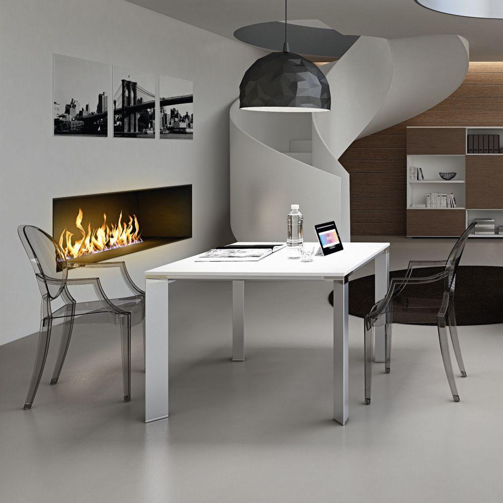 tables de r union carr es vertigo caray eshop. Black Bedroom Furniture Sets. Home Design Ideas