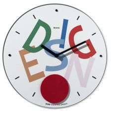 Design wall clocks Appuntamento