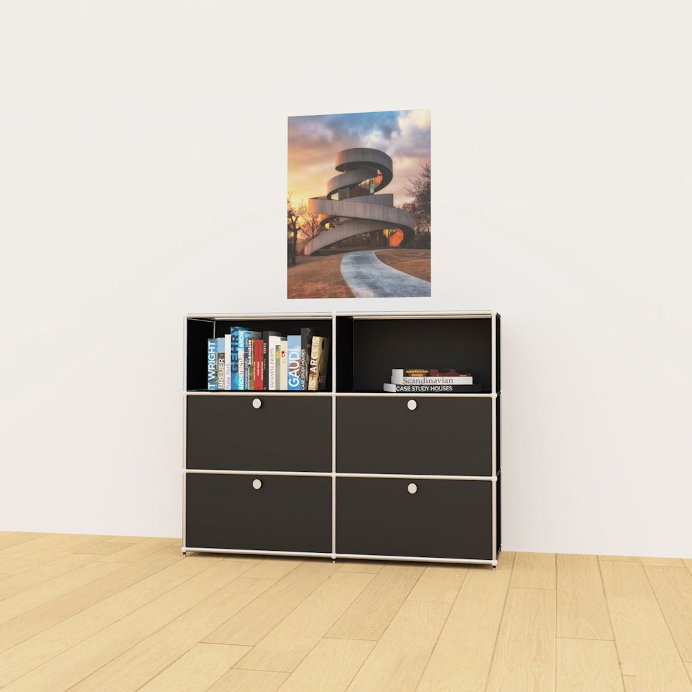 meuble design de rangement 2 1 caray eshop. Black Bedroom Furniture Sets. Home Design Ideas