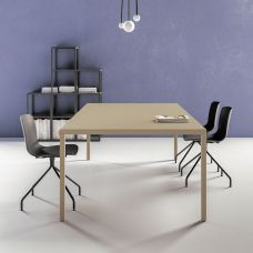 Table design en acier RODI